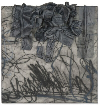 Deborah Winiarski, 'Untitled No. 3: Black and Grey', 2015