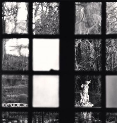Michael Kenna, 'Window View, Chateau D'haroue, Lorraine, France', 2013