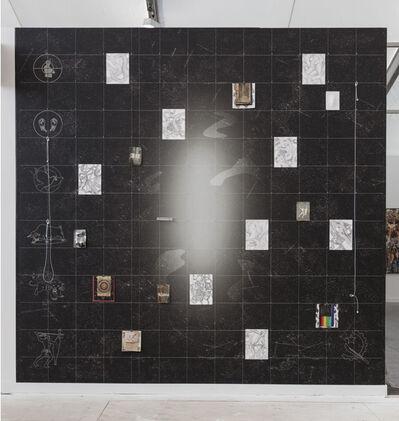 Nolan Oswald Dennis, 'String Sequence (Black Liberation Zodiac)', 2018