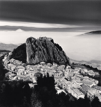 Michael Kenna, 'Approaching Clouds, Pizzoferato, Abruzzo, Italy', 2016