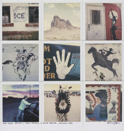 Danny Lyon, 'Powwow (New Mexico, South Dakota, and Arizona)', 1997