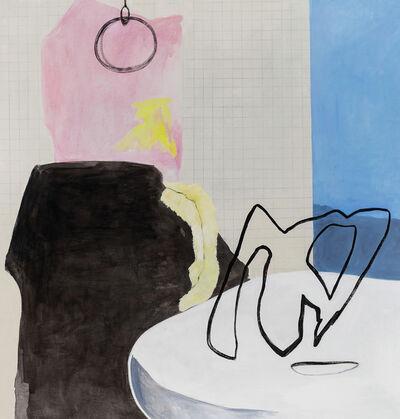 Sofia Quirno, 'Cara rota', 2018