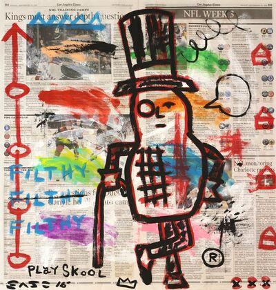 Gary John, 'Play Skool', 2016