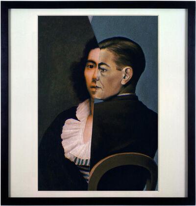 Noé Sendas, 'Girodet vs Magritte', 2007
