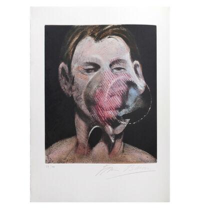 Francis Bacon, 'Portrait de Peter Beard', 1976