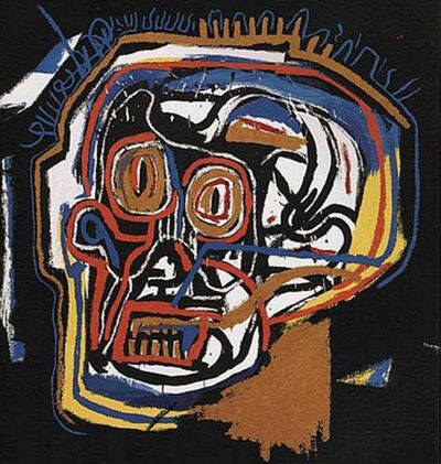 Jean-Michel Basquiat, 'Untitled (Head, from Portfolio I)', 1983