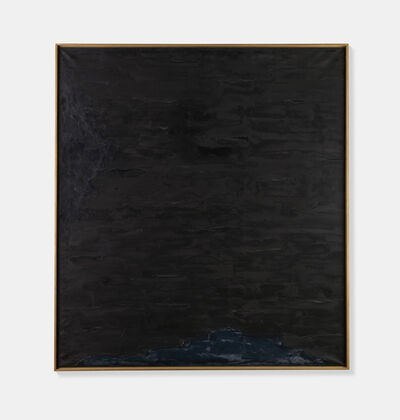 William Turnbull, 'Black Painting', 1957