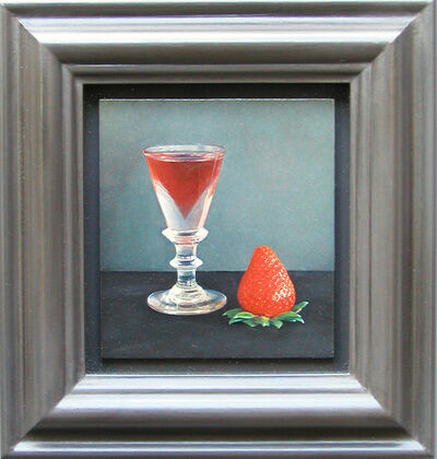 Lucy Mackenzie, 'Strawberry and Glass', 2004
