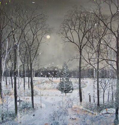 Emma Haworth, 'Midnight Woods', 2017