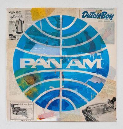 Cey Adams, 'Pan Am (Dutch Boy)', 2018
