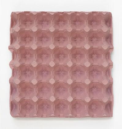 Gavin Turk, 'Pink Grid', 2018