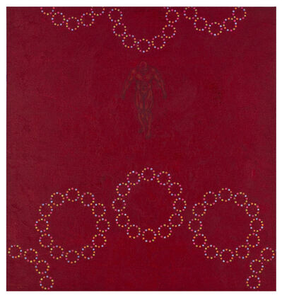 Owusu-Ankomah, 'Microcron Begins No. 10', 2013