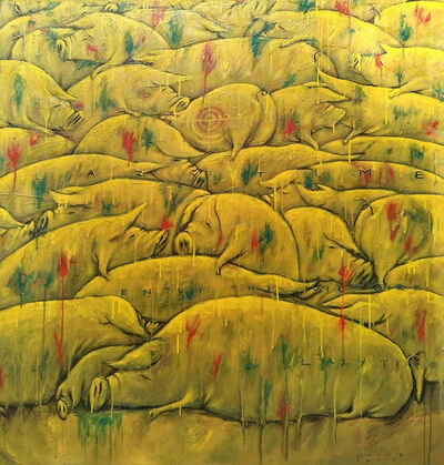 Irwan Guntarto, 'Lazy Time', 2016