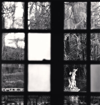 Michael Kenna, 'WINDOW VIEW, CHATEAU D'HAROUE, LORRAINE, FRANCE, 2013', 2013