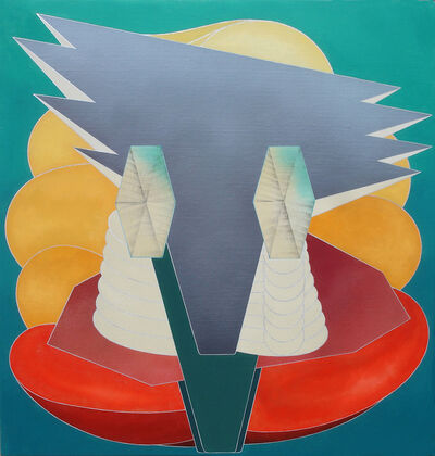Andrew Rucklidge, 'Salon at the Bottom of the Lake ', 2014