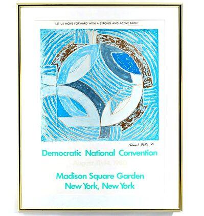 Frank Stella, 'Democratic National Convention', 1980