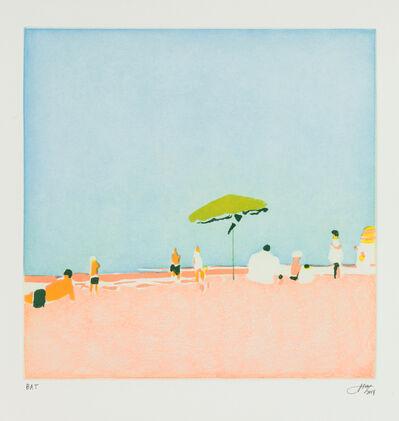 Isca Greenfield-Sanders, 'Sky Beach  (blue)', 2004