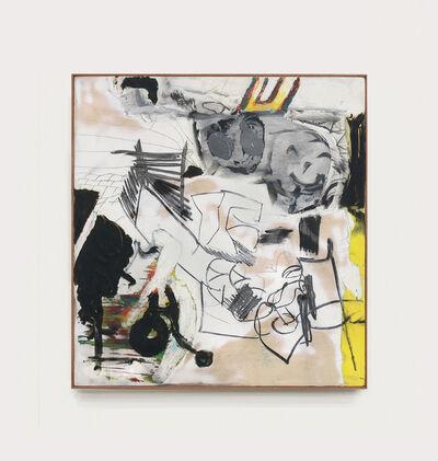 Arthur Lanyon, 'Two Moon Keeper', 2020