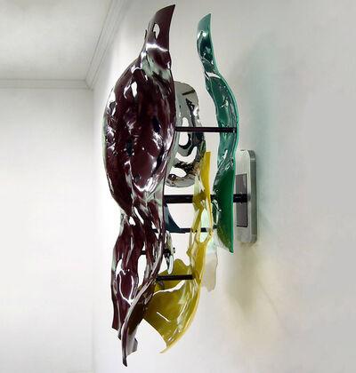 Bernard Klevickas, 'untitled (maroon)', 2003