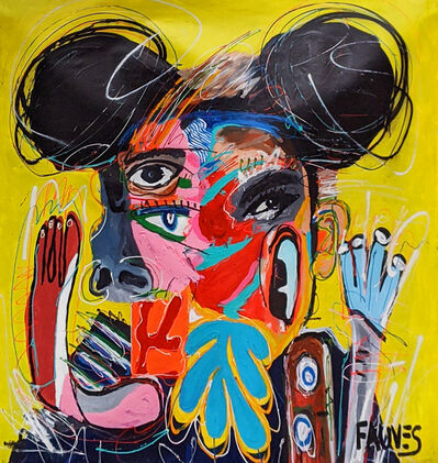 John Paul Fauves, 'Wait On Flow', 2020