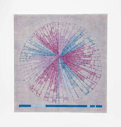 Natasza Niedziolka, 'Colors. Lilac', 2014