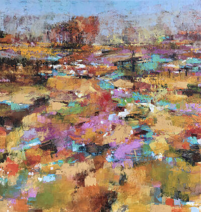 Ann Shogren, 'Colors of Love', Contemporary
