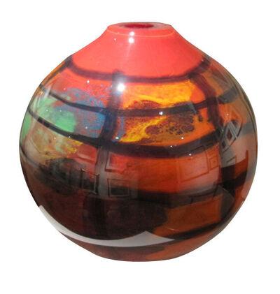 Ioan Nemtoi, 'Red Karo Sphere', 2005