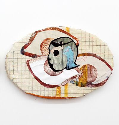 Tschabalala Self, 'Eyes That See II', 2015