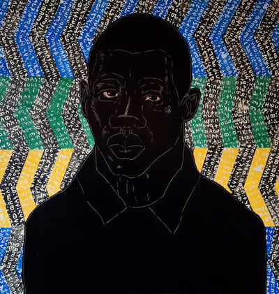 Ephrem Solomon, 'Recycle Series (18) ', 2019