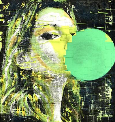 Ardan Özmenoğlu, 'Beauty Balloon Green I', 2019