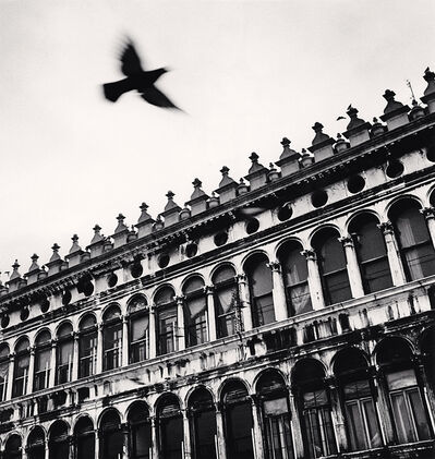 Michael Kenna, 'Flying Bird over San Marco, Venice, Italy', 1990