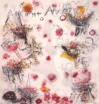 Joan Snyder, 'ALTAR', 2009