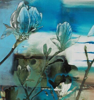 Kay Bradner, 'Magnolias', 2017