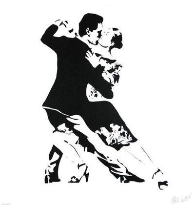 Blek le Rat, 'Last Tango', 2006