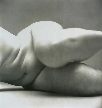 Irving Penn, 'Nude No. 57', 1980 printed