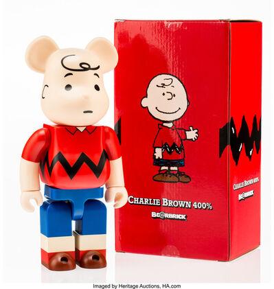BE@RBRICK X Peanuts, 'Charlie Brown 400%', 2014