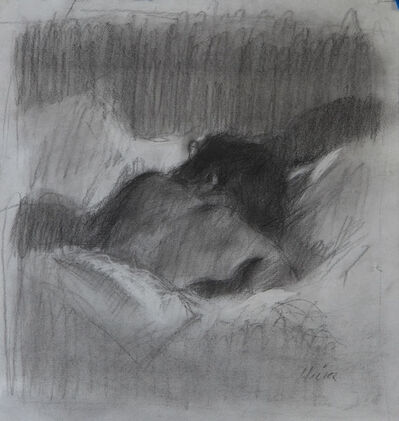 Ron Hicks, 'Sharon Sleeping'