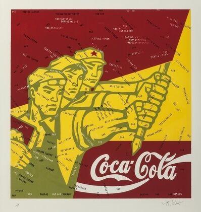 Wang Guangyi 王广义, 'Coca Cola (red)', 2006