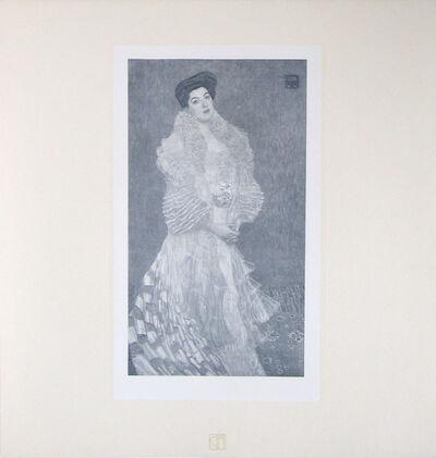 Gustav Klimt, 'Portrait of Hermine Mortiz Gallia [Das Werk Gustav Klimts]', 1914