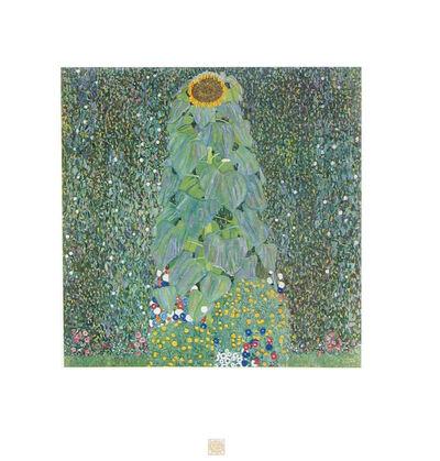 Gustav Klimt, 'The Sunflower [Das Werk Gustav Klimts]', 1908-1914