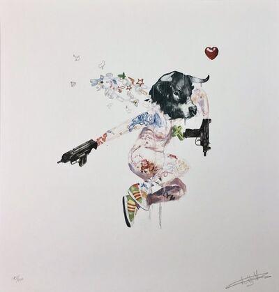 Antony Micallef, 'Uzi Lover 1', 2007