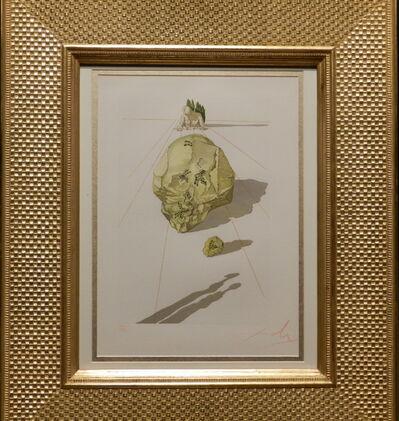 Salvador Dalí, 'Divine Comedy Hell Canto 33', 1967