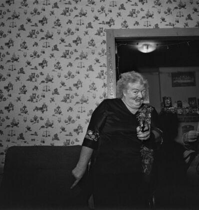 Larry Fink, 'A Sabatine Christmas, Martins Creek, Pennsylvania', 1983