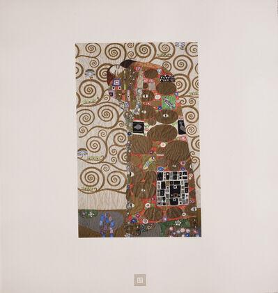 Gustav Klimt, 'The Embrace [Gustav Klimt An Aftermath]', 1931