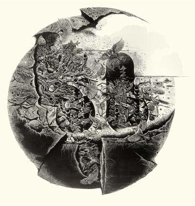 Kobayashi Keisei, 'Transferred Soul-Illusional Planet', 1990