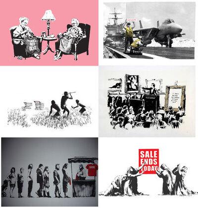 Banksy, 'Banksy LA Set ', 2007