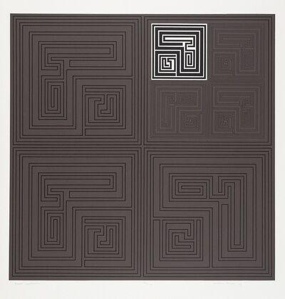 Gordon House, 'Black Matrices', 1967-1968
