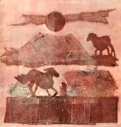 Susan Gesundheit, 'Mustang Dunes II', 2017