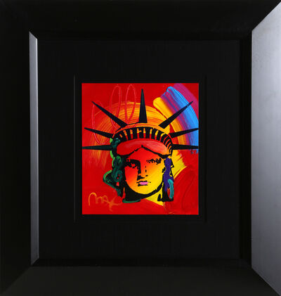 Peter Max, 'Liberty Head (Version VI No. 273)', ca. 1999