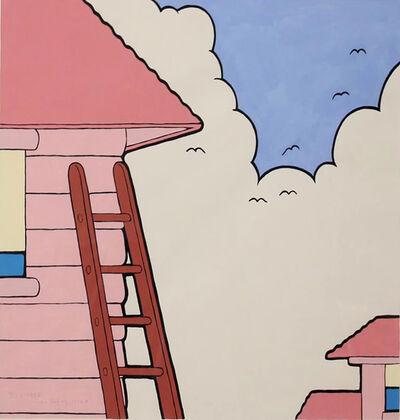 John Wesley, 'B's Ladder', 1973-1974